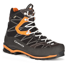 AKU Tengu GTX Chaussures Homme, black-orange